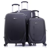 Picture of Para John ABS Luggage Trolley, Set of 3 Pcs