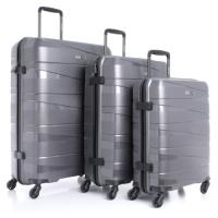 Picture of Para John Lightweight Luggage Trolley, Set of 3 Pcs