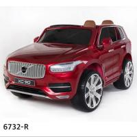 Picture of Volvo 6732, 2 Wheel Driving, Red