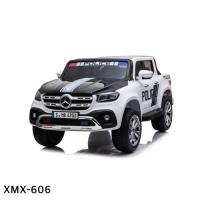 Picture of Police Benz, XMX606, 4 Wheel Driving, White