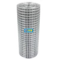 Picture of YKM Galvanised Welded Wire Mesh Fence, Silver