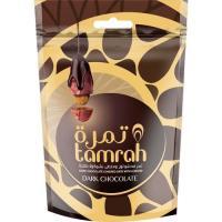 Picture of Tamrah Dark Chocolates in Zipper Bag, 250 g, Carton of 12 Pcs