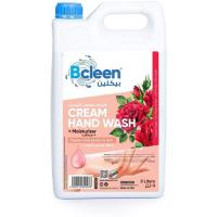 Picture of Bcleen Cream Hand Wash With Rose Moisturizer, 5L - Carton Of 4 Pcs