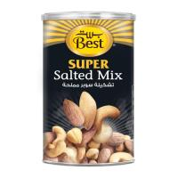 Picture of Best Super Salted Mix Nuts Can, 450g, Carton of 12 Pcs