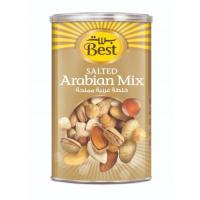 Picture of Best Salted Arabian Mix Can, 350g, Carton of 12 Pcs