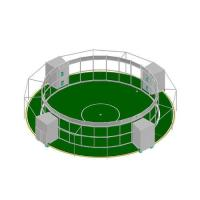 Picture of SS Tech Pro Fully Automated Soccer Training System
