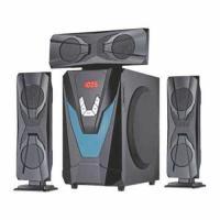 Picture of Super No1 Multimedia Speaker, 3.1 CH