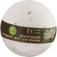 Picture of Organic Bath Bomb for Anti Age with Lotus and Palmarosa, 120g