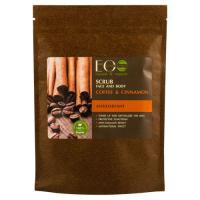 Picture of Organic Coffee and Cinnamon Scrub for Face and Body, 40g