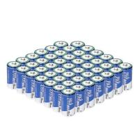 Picture of Fuji Enviromax Carbon Zinc Heavy Duty Industrial Battery, D, Pack of 48pcs