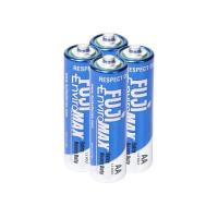 Picture of Fuji Enviromax Carbon Zinc Heavy Duty AA Industrial Batteries - Pack of 4pcs
