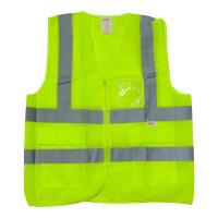 Picture of Oryx Safety Vest, ESVG 120M, Green - Carton of 100