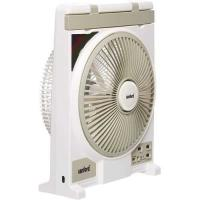 Picture of Sanford Rechargeable Table Fan, 12 inch, 36Pcs LED
