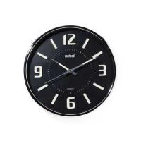 Picture of Sanford Analog Wall Clock, Black