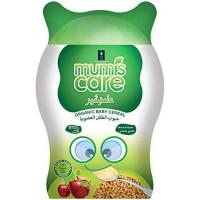 Picture of Mum's Care Organic Wheat & Apple Baby Cereal, 300g