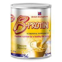 Picture of B-Protin Nutritional Supplement Mango Powder, 400g