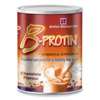 Picture of B-Protin Nutritional Supplement Chocolate Powder, 400g