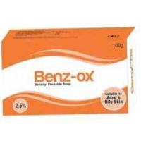 Picture of Benz-ox Benzoyl Peroxide Soap, 100g