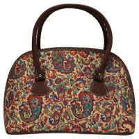 Picture of Natural Cork Ladies Casual Hand Bag, Brown