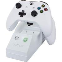 Picture of Venom Xbox One Twin Docking Station X2 Battery Pack, VS2859, White