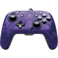 Picture of PDP Nintendo Switch Wired Controller, NSA010087, Purple Camo