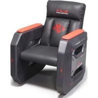 Picture of E-Blue Auroza Gaming Sofa Chair, EEC338BKAA-IA, Black & Orange