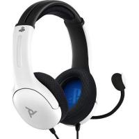 Picture of Wired PDP Headset LVL40 Stereo for PS4 / PS5, 051-108-EU-WH, White