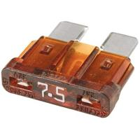 Picture of Hella ATO Fuse7.5A, Brown, 8JS 711 685-002, Box Of 50 Pcs