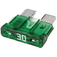 Picture of Hella ATO Fuse, 30A, Green, 8JS 711 690-002, Box Of 50 Pcs