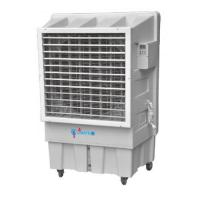 Picture of Climate Plus Industrial Air Cooler, CM-23000, White