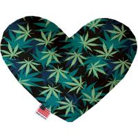 Picture of Mary Jane Blues Heart Dog Toy