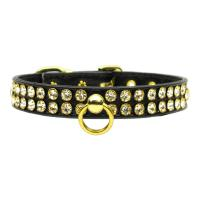 Picture of Dog Collars & Leads Swank With Stones
