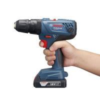 Picture of Bosch Gsb 180-Li Professional Cordless Drill, Blue, 18 V