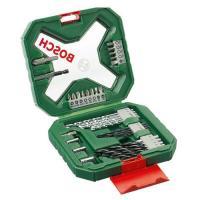 Picture of Bosch 34-Piece X-Line Classic Drill Bit And Screwdriver Bit Set, Green