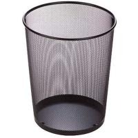 Picture of Abbasali Stainless Steel Trash Basket, Black