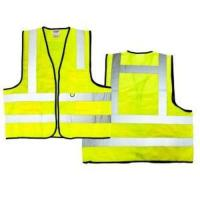Picture of Abbasali Safety Jacket With Zip, Green