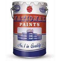 Picture of National Paints Eggshell Matt Finish Paint, 801, Off-White, 3.6 L