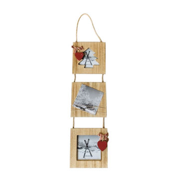 Picture of Home Diy Wooden Picture Frame Beige