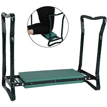 Picture of Foldable Garden Kneeler Seat Pad & Cushion
