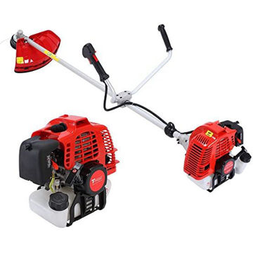 Picture of Gasoline Lawn Trimmer Lawn Mower 2-Stroke 2.2Kw Side-Mounted