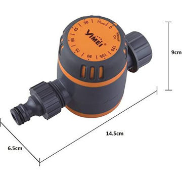 Picture of Hylan Mechanical Garden Water Timer for Hose Faucet Watering