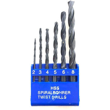 Picture of Hylan Titanium Bit Drill Accessory Set, 16 pcs