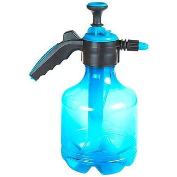 Picture of Hylan Disinfection Pneumatic Watering Spray Can, 3L, Blue