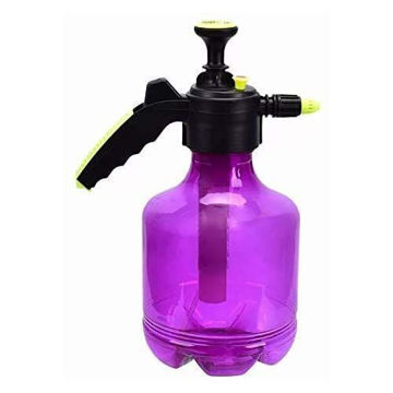 Picture of Hylan Disinfection Pneumatic Watering Spray Can, 3L, Purple