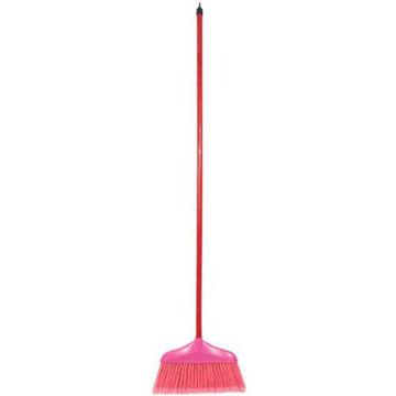 Picture of Moonlight Soft Bristles V-Broom - 30 Cm, Pink
