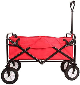 Picture of Folding Shopping Hand Cart Trolley