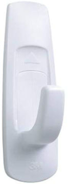 Picture of Command Plastic Large Hook, White