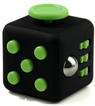 Picture of Mini Fidget Cube Toy Vinyl Desk Finger