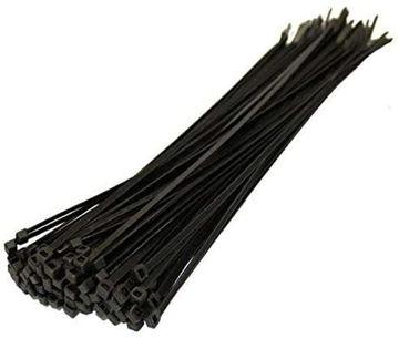 Picture of Cable Tie 250 Mm Bag 100 Pcs- Color- Black