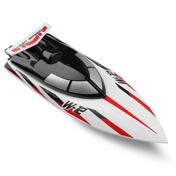 Picture of Remote Control Boat Toy with Water Cooling System, Multi Colour